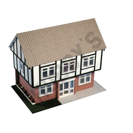 Mock Tudor Dolls House - Fittings Kit