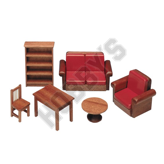 Lounge Furniture Plan