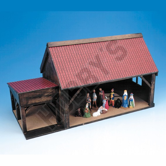 Nativity Stable Plan