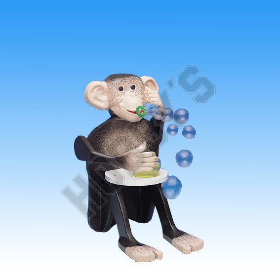 Bubbles The Monkey Plan