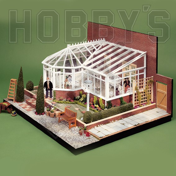 Shop conservatory hobbys for House plans with conservatory