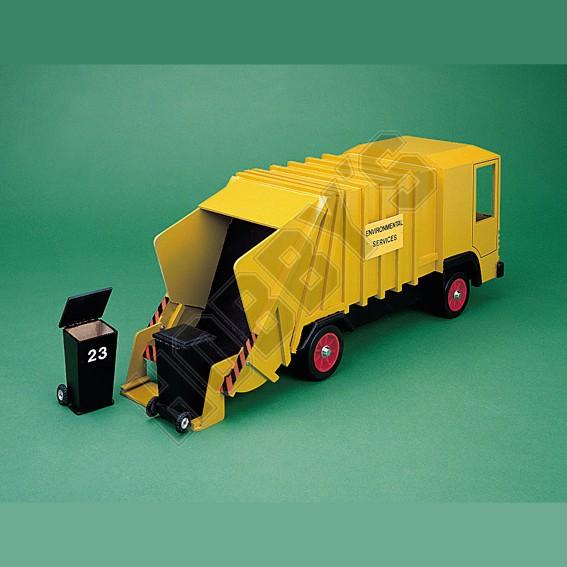 Refuse Disposal Vehicle Plan