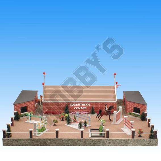 Equestrian Centre Plan