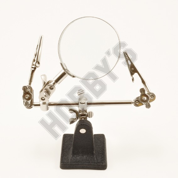 Extra Hands Magnifier