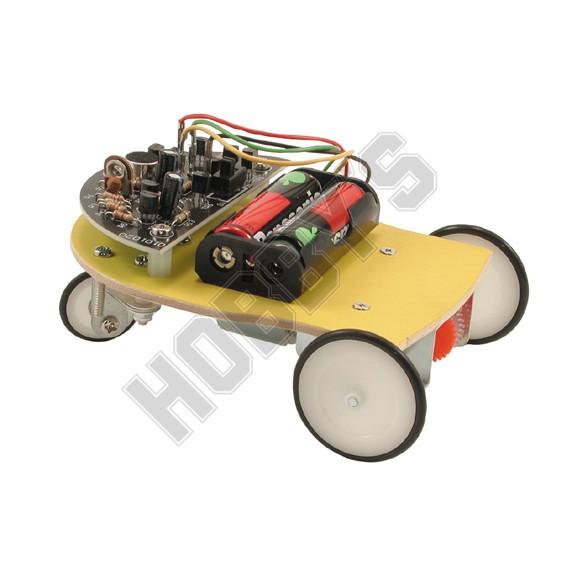 Sound Reversing Car