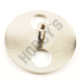 Metal Disc Key 1.3/4Dia