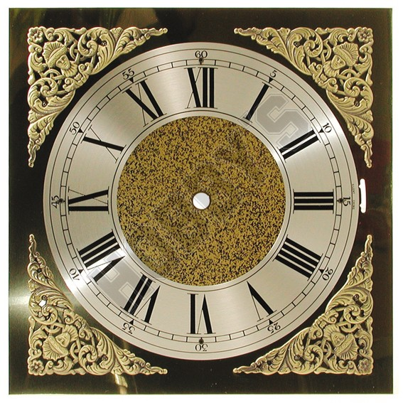 Grandmother Dial - Brass