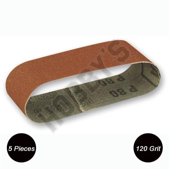Grinding Bands - 120 grit