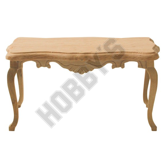 Table with Cabriole Legs