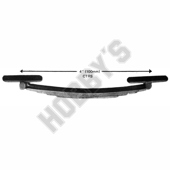 Cast Leaf Springs
