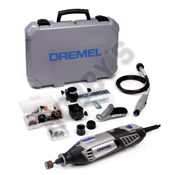 Dremel 4000 Tool Kit
