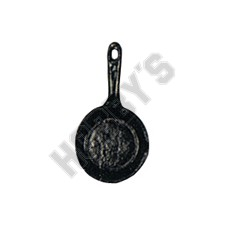 Frying Pan - Metal Miniature