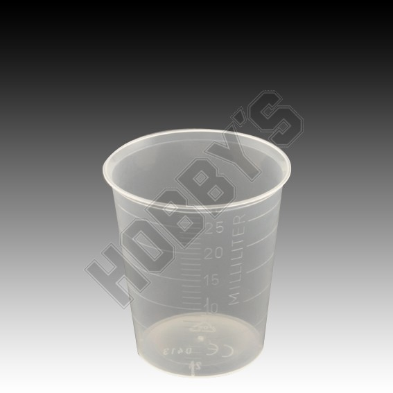 Measuring/Mixing Cups 10X30Ml