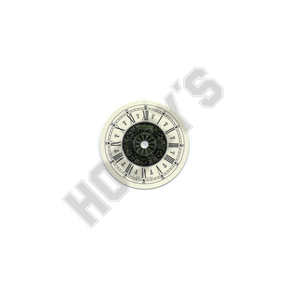 Printed Clock Dial