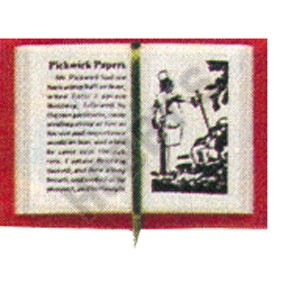 Book - Pickwick Papers