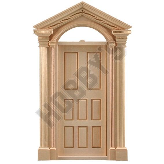 Large Front Door