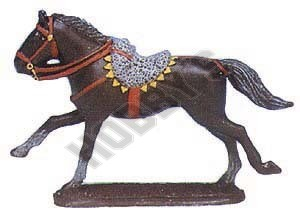 Britain: 6th Inniskilling Dragoons Officer's Horse