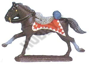 Britain: 10th Hussars Trooper's Horse