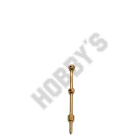 Double Brass Staunchions A
