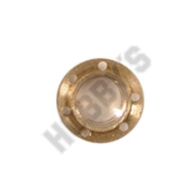 Port Holes - Brass and Glazed