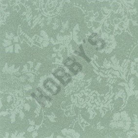 Damask Wallpaper - Mint