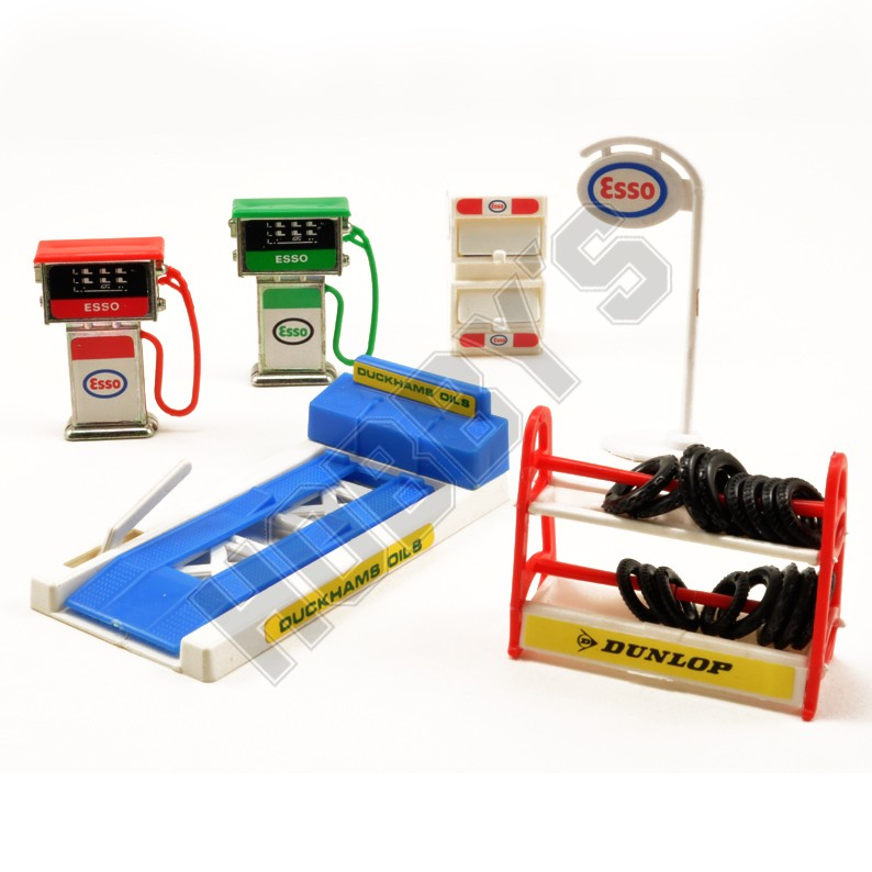 Garage Accessories Set