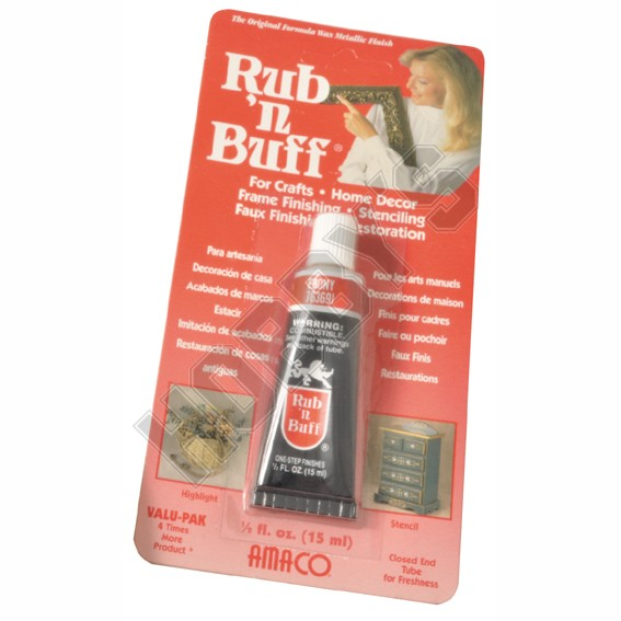 Rub 'N' Buff - Silver Leaf