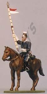 Lancer on Standing Horse