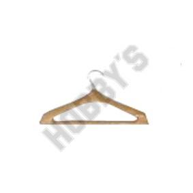 Coat Hanger - Metal Miniature