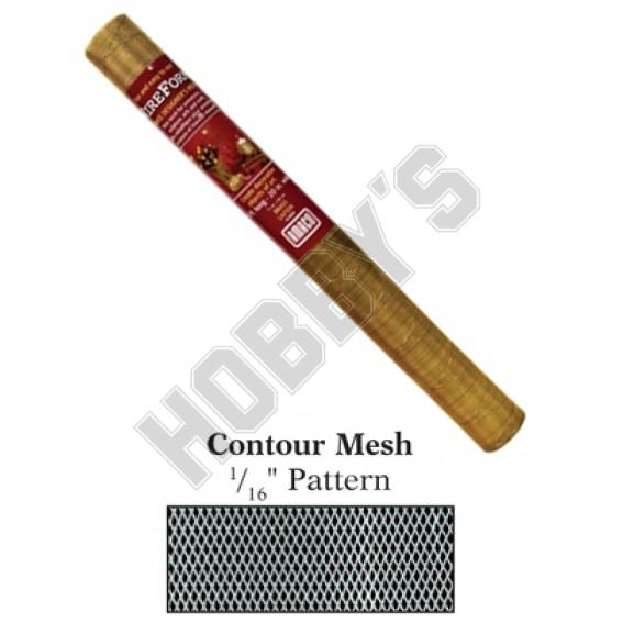 Contour Mesh (Roll)