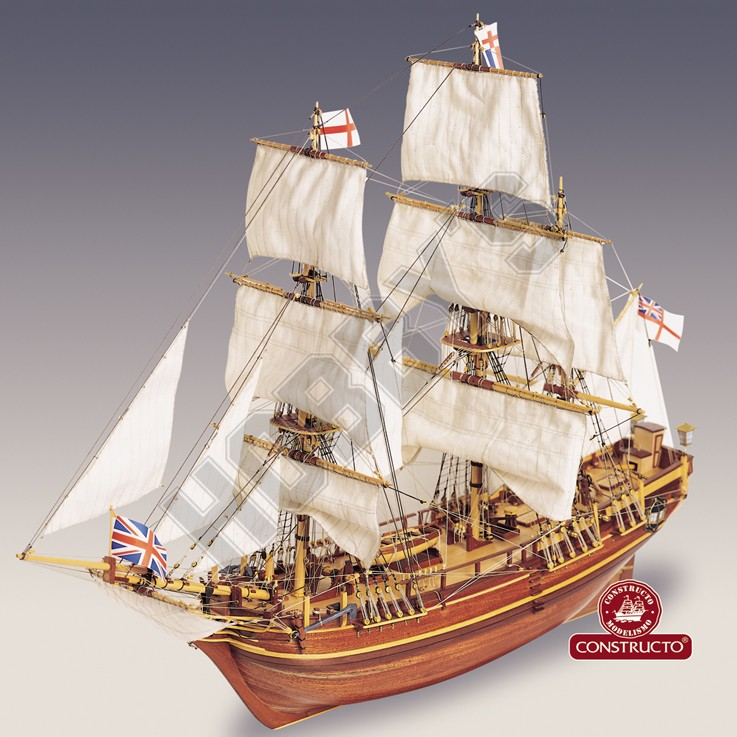 HMS Bounty Boat Kit