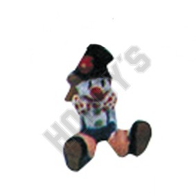 Clown - Metal Miniature