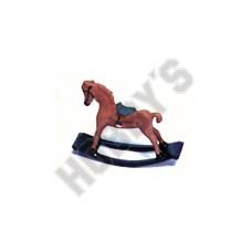 Rocking Horse - Metal Miniature