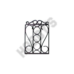 Small Side Gate - Metal Miniature
