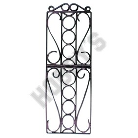 Tall Side Gate - Metal Miniature