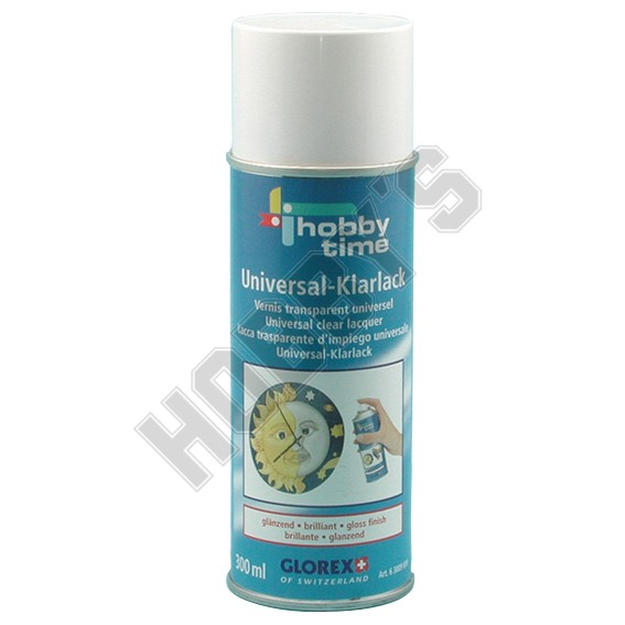 Spray Varnish Gloss 300Ml
