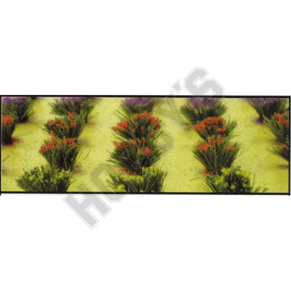 Detachable Flower Bushes