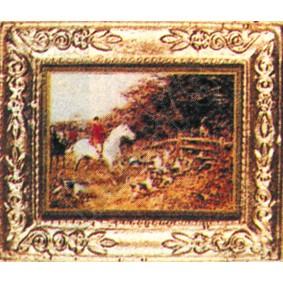 Hunting Scene - Picture