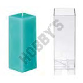 Square Candle Mould