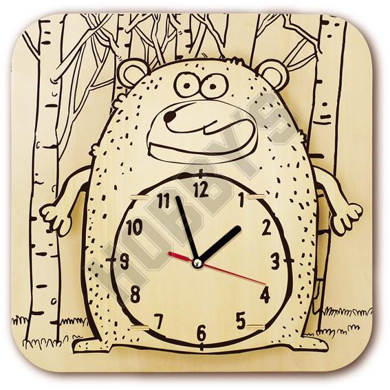 Bear Clock Kit