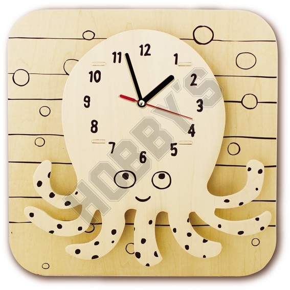 Octopus Clock Kit