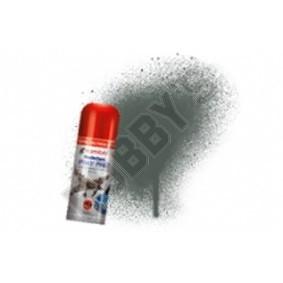 Humbrol Acrylic Hobby Spray Paint- Matt grey