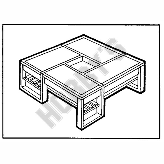 Coffee Table Plan