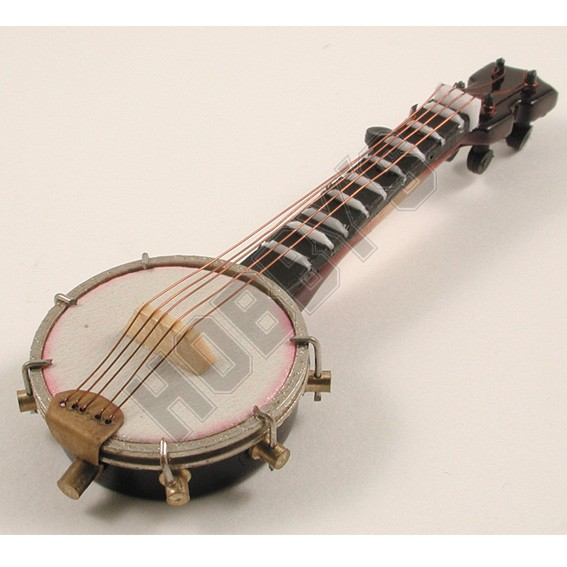 Banjo - 1/12th Scale