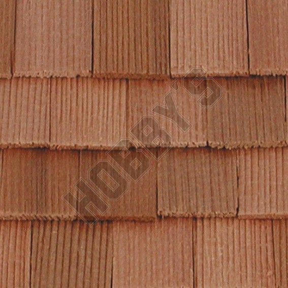 Cedar Roof Shingles - Rectangular