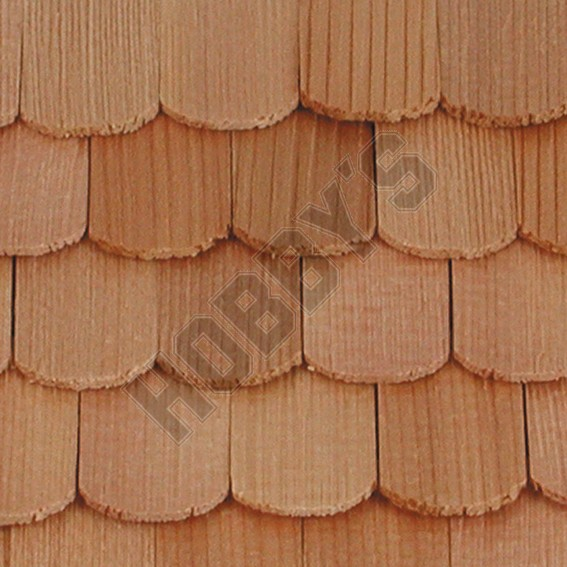 Cedar Roof Shingles Fishscale