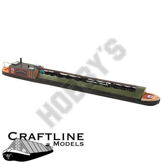 Coal Boat, Motor Driven