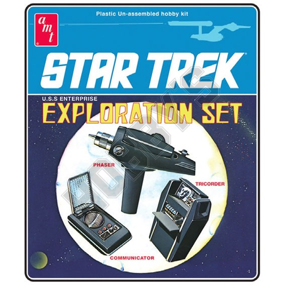 1:3 Star Trek Exploration Set
