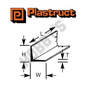 Plastruct - Angle