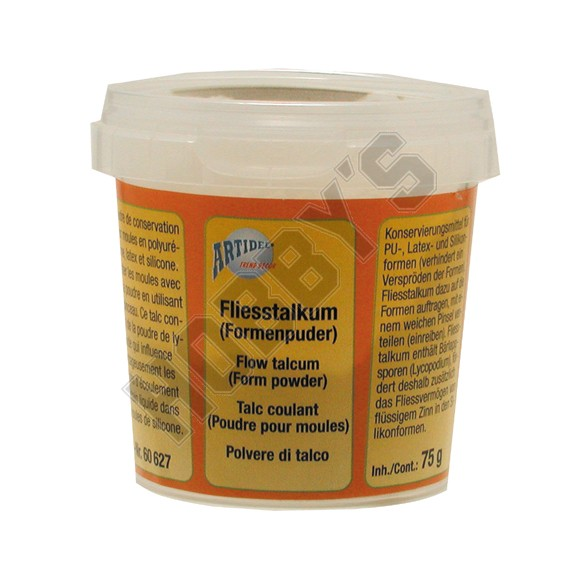 Flow Talcum (Form Powder)